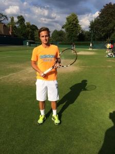 Babolat Play at Wimbledon